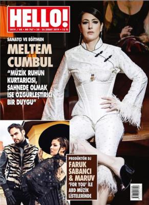 Hello! Dergisi Sayı:767 20-26 Şubat 2019 2019/08