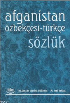 Afganistan Özbekçesi ( Türkçe Sözlük )