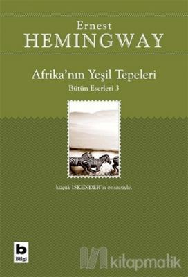 Afrika'nın Yeşil Tepeleri Bütün Eserleri 3