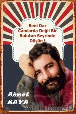 Ahmet Kaya Poster