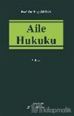 Aile Hukuku (Ciltli)