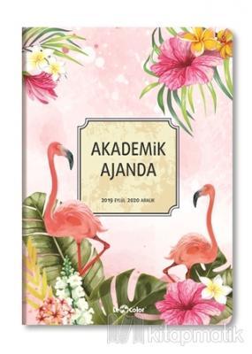 Akademik Ajanda 2019/2020 - Flamingo