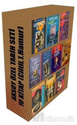 Aksoy Özel Tarih Seti (10 Kitap Takım) (Ciltli) Kolektif