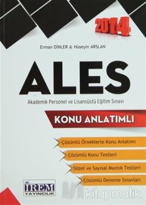 ALES Akademik Personel ve Lisansüstü Eğitimi Sınavı