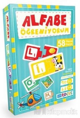 Alfabe Öğreniyorum (58 Parça)