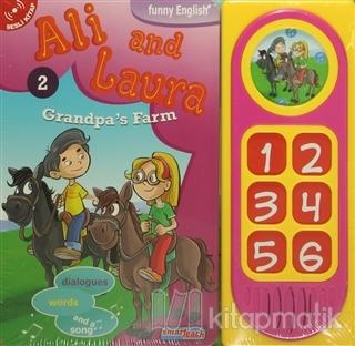 Ali and Laura 2 - Grandpa's Farm (Sesli Kitap)