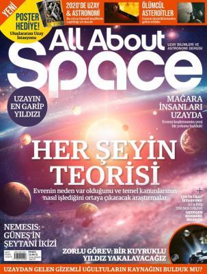 All About Space Dergisi Sayı: 03 Ocak 2020