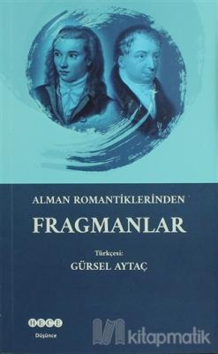 Alman Romantiklerinden Fragmanlar