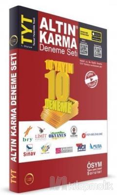 Altın Karma TYT 10 Deneme Seti