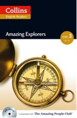 Amazing Explorers +CD