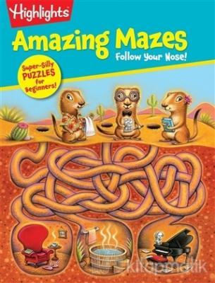 Amazing Mazes - Follow Your Nose!