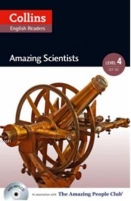Amazing Scientists +CD
