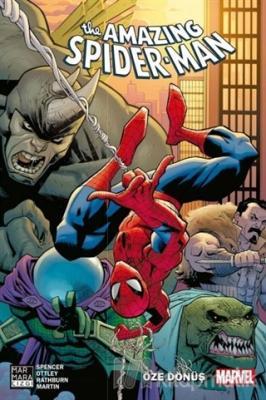 Amazing Spider-Man Vol.5 Cilt: 1