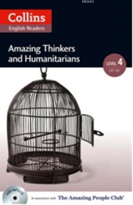 Amazing Thinkers and Humanitarians +CD