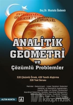 Analitik Geometri ve Çözümlü Problemler