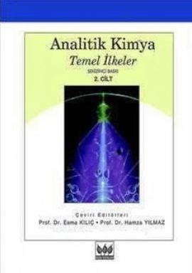 Analitik Kimya Temel İlkeler Cilt:2