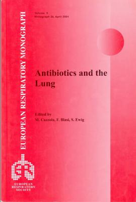 Antibiotics and the Lung