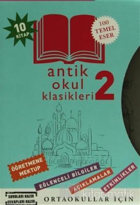 Antik Okul Klasikleri 2 (10 Kitap )