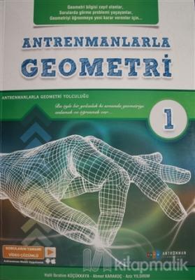 Antrenmanlarla Geometri 1 %35 indirimli Halil İbrahim Küçükkaya