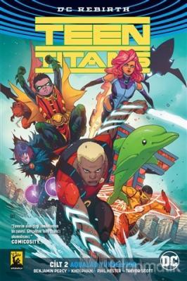 Aqualad Yükseliyor Cilt 2 - Teen Titans Benjamin Percy