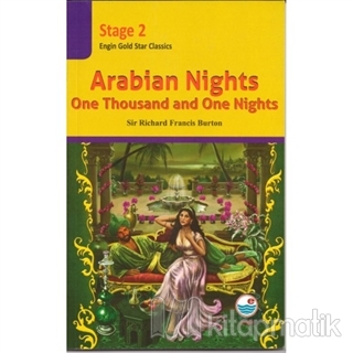 Arabian Nights One Thousand and One Nights - Stage 2 (CD'li)