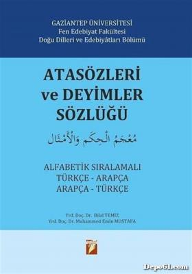 Arapça-Türkçe Deyimler Sözlüğü