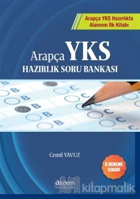 Arapça YKS Hazırlık Soru Bankası