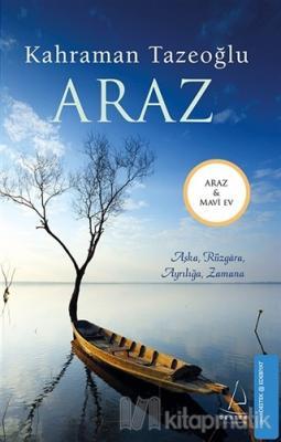 Araz - Mavi Ev (İki Kitap Birarada) Kahraman Tazeoğlu