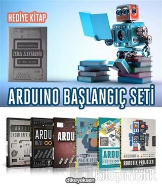 Arduino Başlangıç Seti (7 Kitap Takım) Akın Akçaoğlu