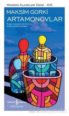 Artamonovlar (Şömizli) (Ciltli) Maksim Gorki