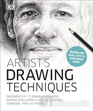 Artist's Drawing Techniques (Ciltli)