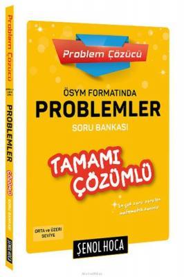 ÖSYM Formatında Problemler Çözümlü Soru Bankası