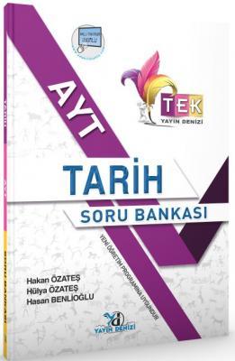AYT TEK Serisi Video Çözümlü Tarih Soru Bankası