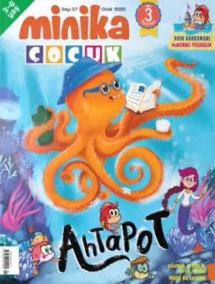 Minika Çocuk Dergisi Sayı: 37 Ocak 2020