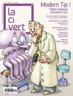 Lacivert Dergisi: Şubat 2020