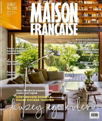 Maison Française Dergisi Sayı: Şubat - 2020/2
