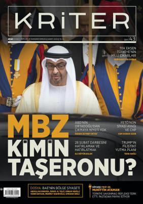 Kriter Dergisi Sayı: 43 Şubat 2020