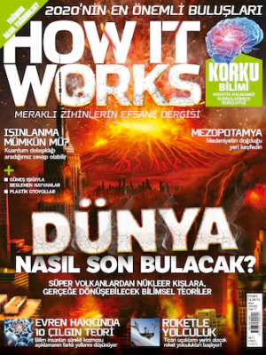 How It Works Dergisi Sayı: 17 Mart 2020