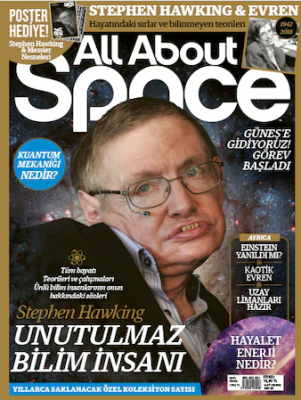 All About Space Dergisi Sayı: 05 Mart 2020
