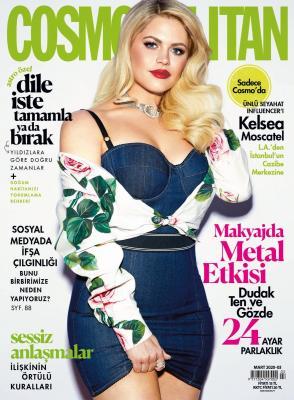Cosmopolitan Dergisi Sayı: Mart 2020