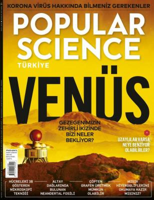 Popular Science Türkiye Dergisi Sayı: 95 Mart 2020