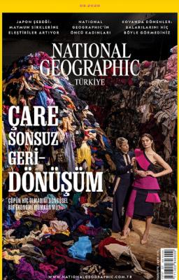 National Geographic Türkiye Dergisi Mart 2020