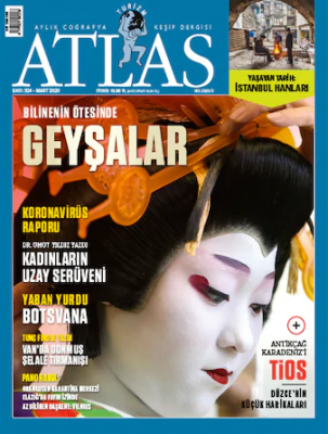 Atlas Dergisi Sayı: 324 Mart 2020