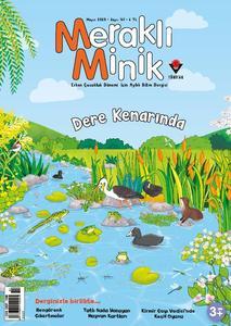 Meraklı Minik Dergisi Sayı: 161 Mayıs 2020