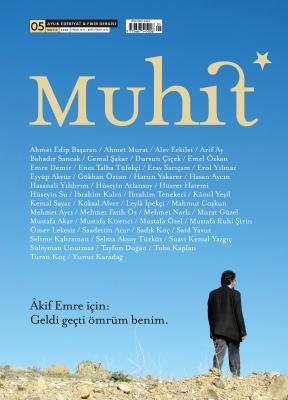 Muhit Dergisi Sayı: 5 Mayıs 2020
