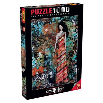 Puzzle 1000 Parça Paha Biçilmez 1073