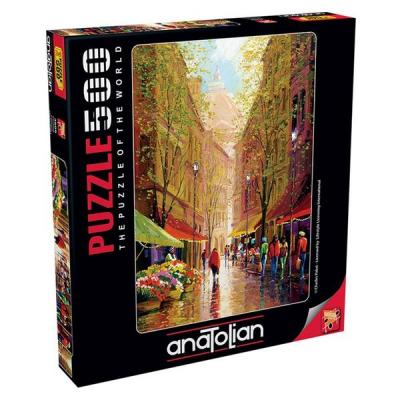 Puzzle 500 Parça Floransa