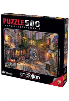 Fransız Sokağı 500 Parça Puzzle