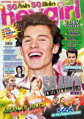 Hey Girl Dergisi Sayı: 06 Haziran 2020