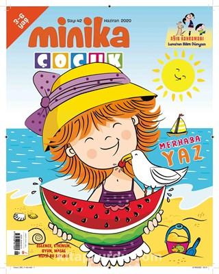 Minika Çocuk Dergisi Sayı: 42 Haziran 2020
